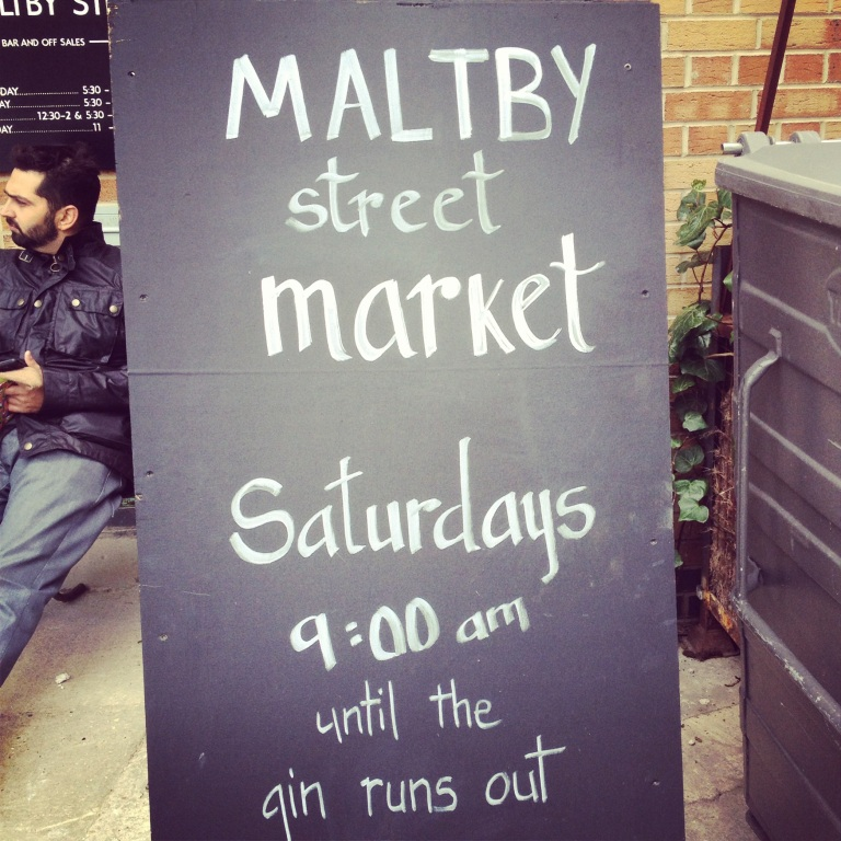 Maltby St