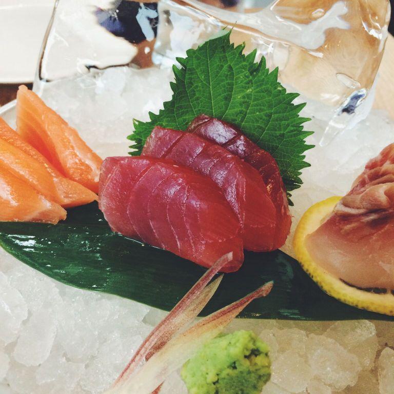 Sashimi 1